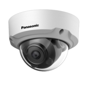 Panasonic 2MP Vandal Dome IR IP Network CCTV Camera - PI-SFW203DL