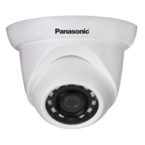 Panasonic PI-SFW403CL 4 MP Dome IR IP Network CCTV Camera