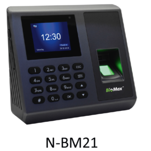 BioMax Fingerprint Biometric System - N-BM21