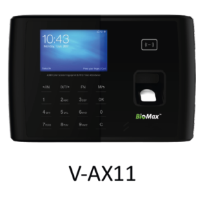 BioMax Fingerprint Biometric System - V-AX11