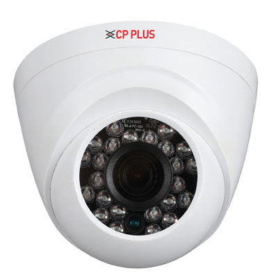 Cp Plus 1 3mp 3 Pcs Dome 1 Pcs Bullet Camera 4 Ch Dvr