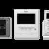 Panasonic 2.4 GHz Wireless Video Intercom System VL-SW251