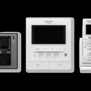 panasonic video door phone 2.4GHz Wireless Series VL-SW251